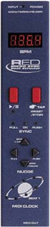 red sound micro sync