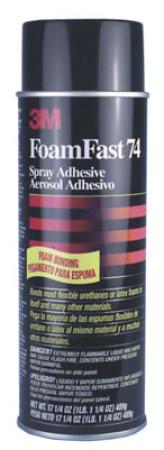 3m foamfast 74