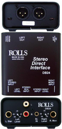 rolls db24