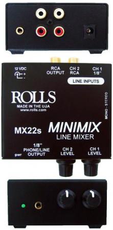 rolls mx22