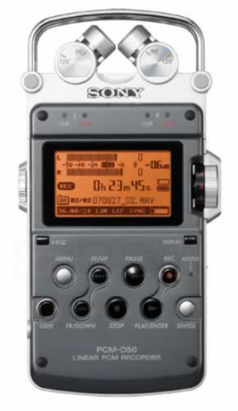 sony pcmd50