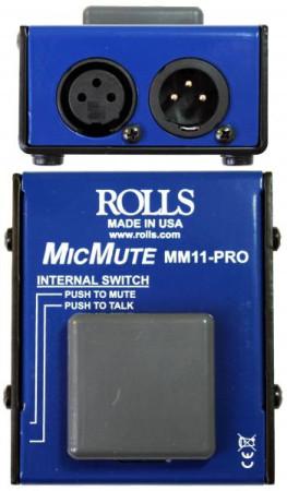 rolls mm11pro