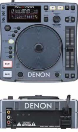 denon dj dn-s1000  new