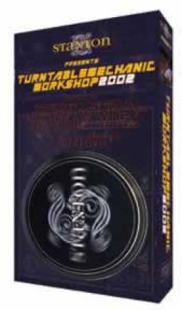 stanton tmw-dvd