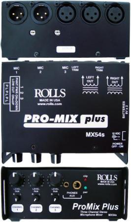 rolls mx54s