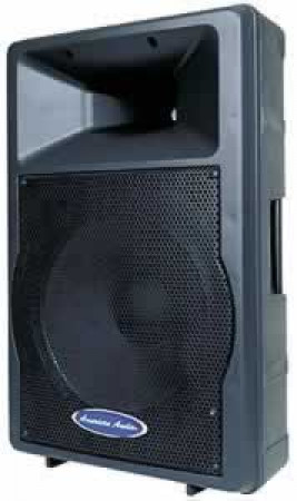 american audio apx-152   new