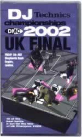 dmc vhs-uk2002