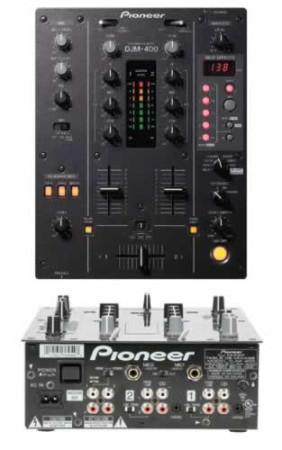 pioneer djm400    new