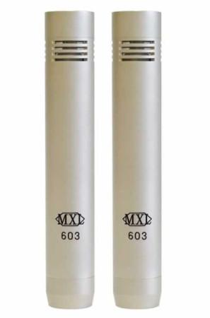 mxl 603/604 omnicap