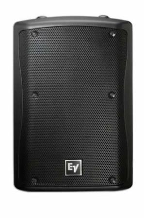 electro-voice zx390     black