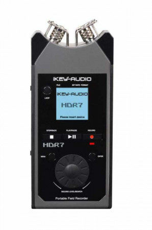 ikey audio hdr7