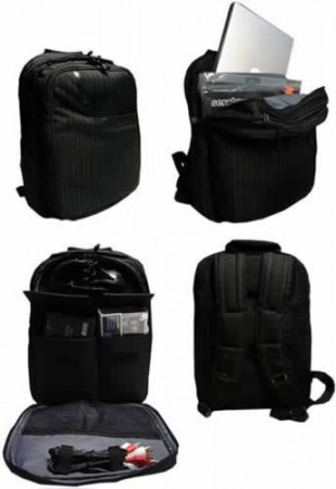 headliner stashpack black