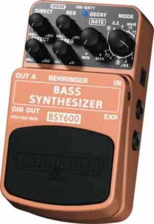 behringer bsy600