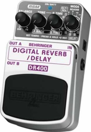 behringer dr400