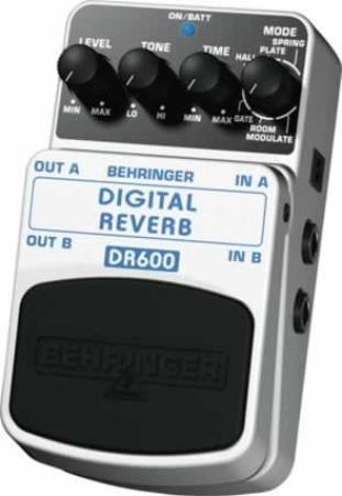 behringer dr600