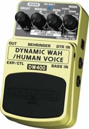 behringer dw400