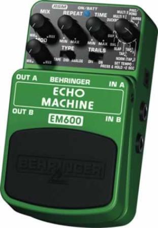 behringer em600