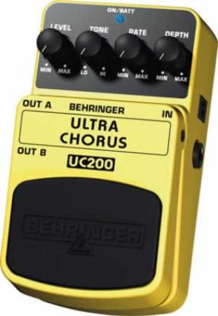 behringer uc200