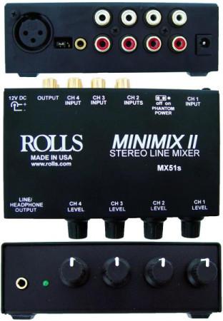 rolls mx51