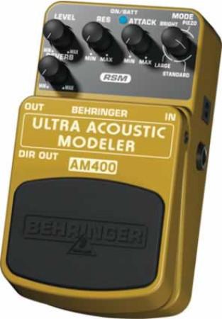 behringer am400