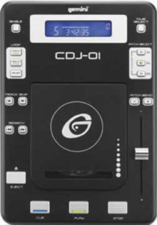 gemini cdj-01    new