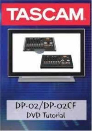 tascam dp02dvd