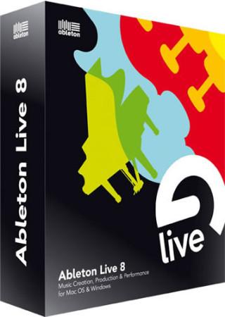 ableton live8upglt