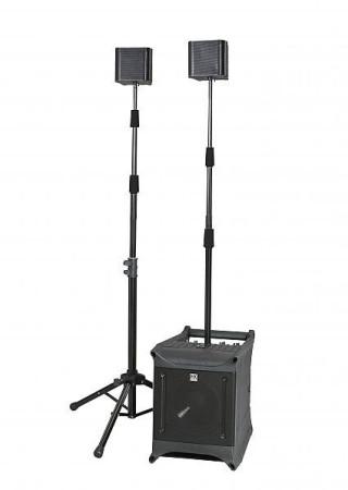hk audio lucas300  w/ stands
