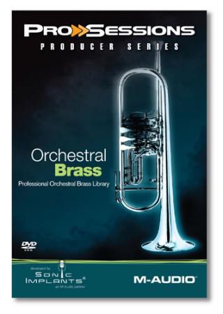m-audio orchestralbrass