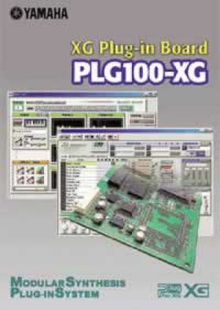 yamaha plg-100-xg