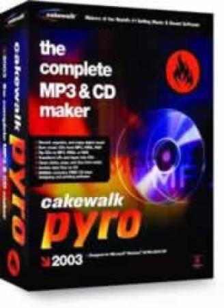 cakewalk pyro-2003