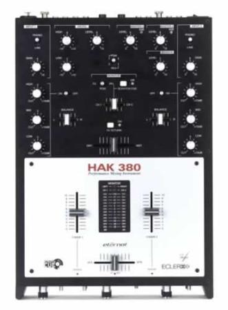 ecler hak380