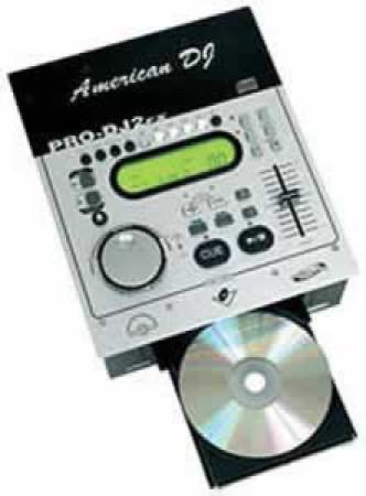 american audio pro-dj2 fx