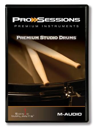 m-audio premiumstudiodrums