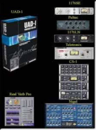 Mackie UAD-1 Powered DSP Card With Included Plugins