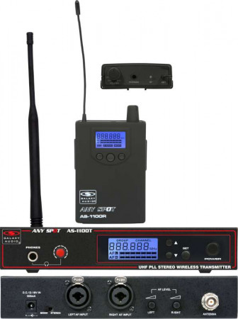 galaxy audio as1100