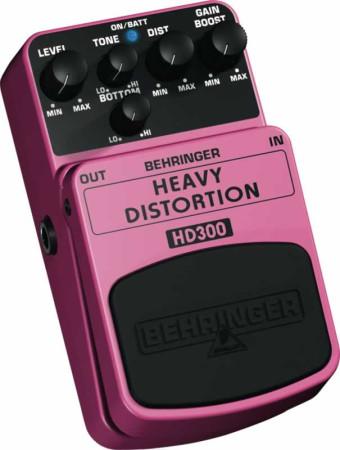 behringer hd300