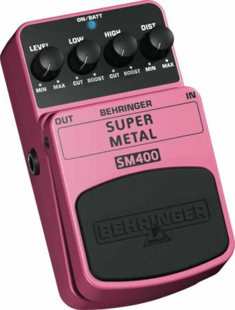 behringer sm400