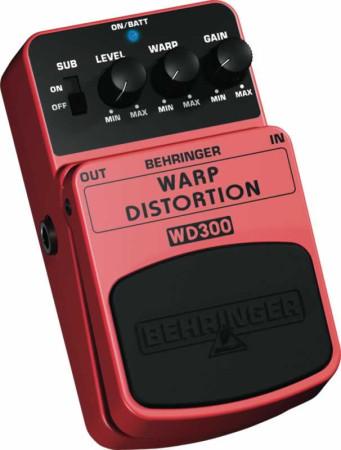 behringer wd300