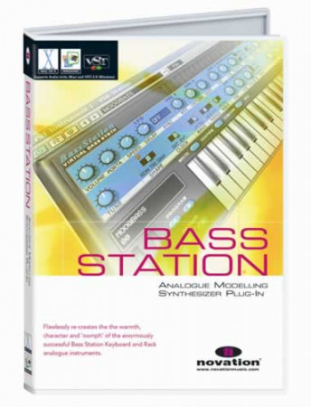 novation bstation