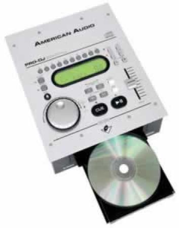 american audio pro-dj    new