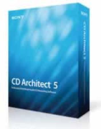 sony cd-architect5