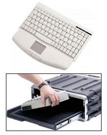 djrak keyboard-touchpad