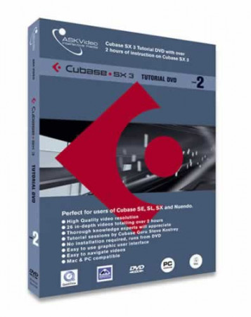 askvideo dvd-cubase-level2