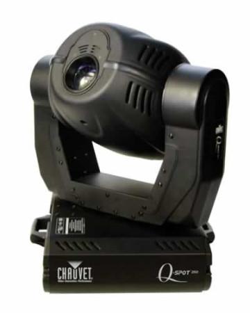 chauvet qspot250  new