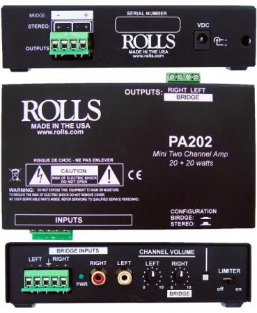 rolls pa202