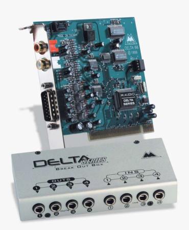 m-audio delta-66