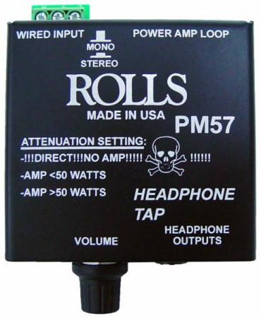 rolls pm57