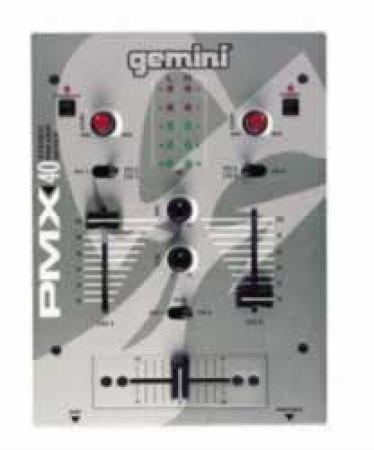 gemini pmx-40