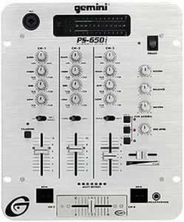 gemini ps-650 i